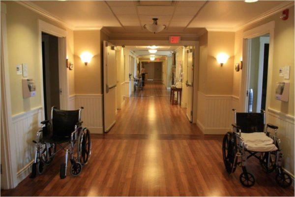 Main hall way